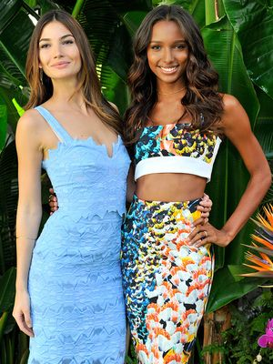 Victoria's Secret Angels Reveal the Most Flattering Swimsuit Style
