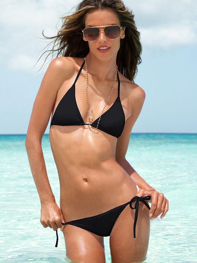 Victoria's Secret Triangle Bikini Set