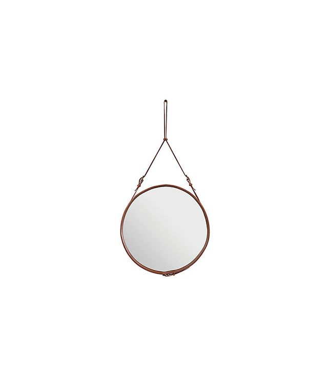 Jacques Adnet Adnet Mirror