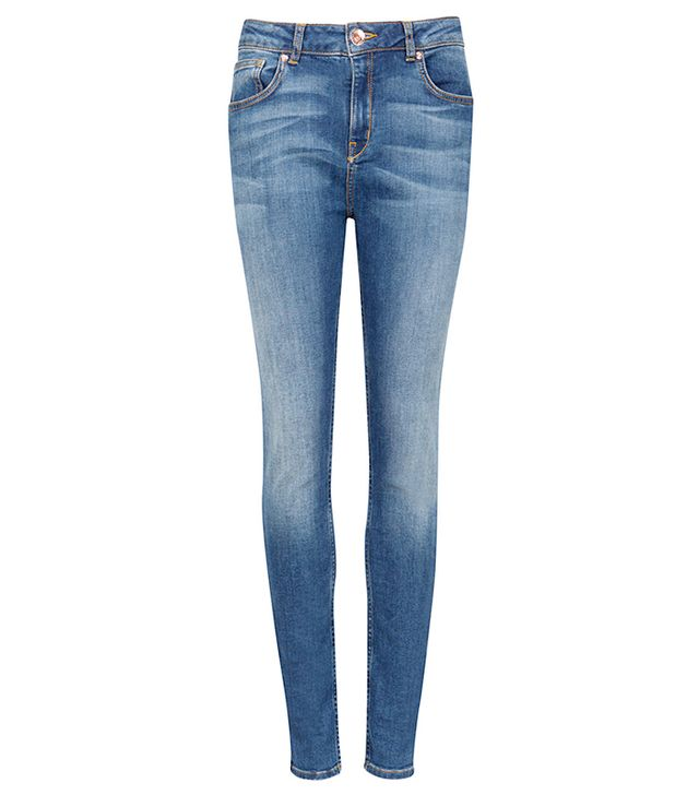 Ted Baker Highje High-Waisted Jeans