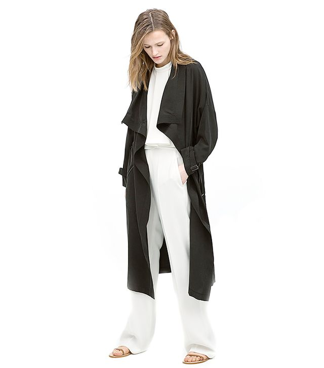 Zara Long Trenchcoat
