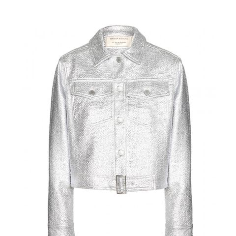Mick Metallic Jacket