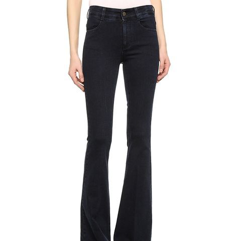 The 70 Flare Long Jeans