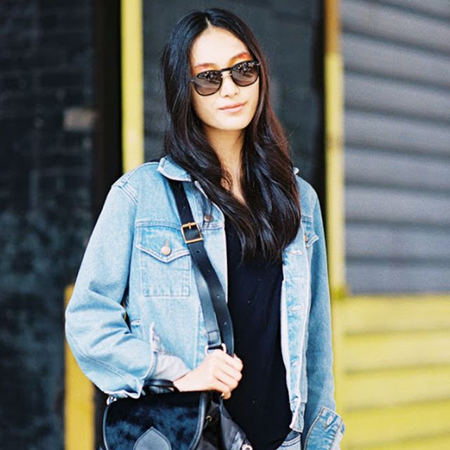 5 Tricks to Pulling Off a Denim-on-Denim Outfit