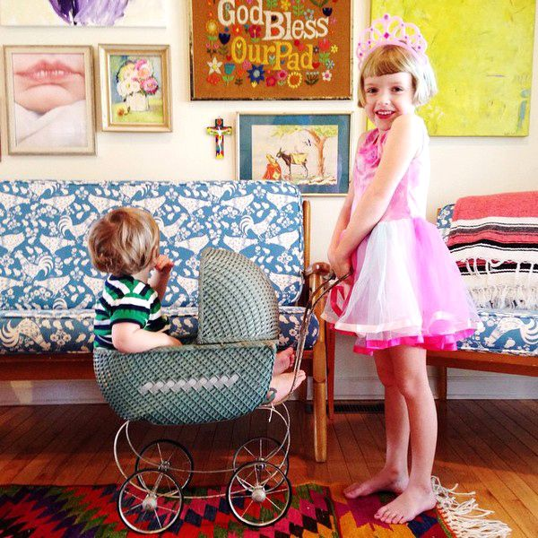 The Coolest Mums to Follow on Instagram