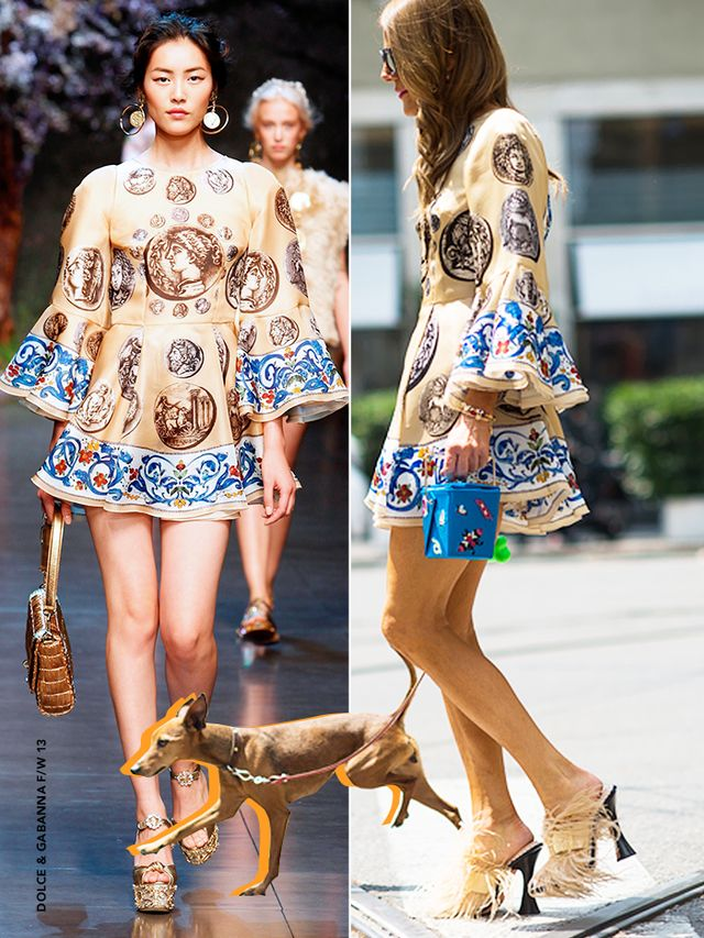 31 Times Anna Dello Russo Wore it Better Than a Model