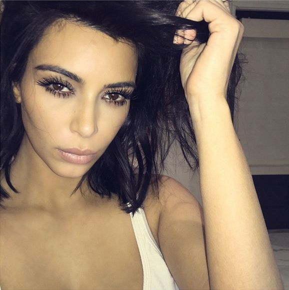 You Know You Want to Know: The App Kim Kardashian Uses for Her Selfies