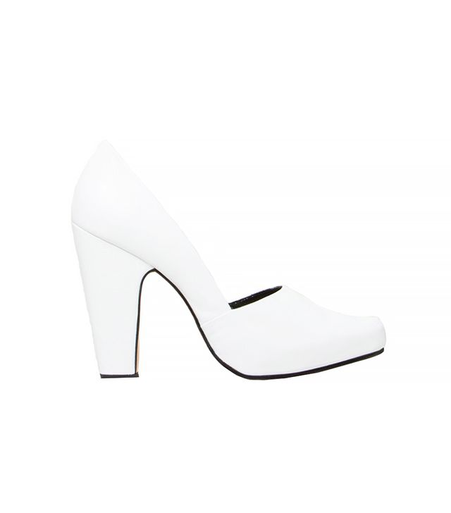 Rachel Comey Solitaire Pump in White