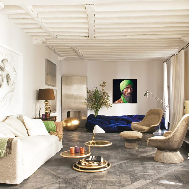 6 Positively Chic Paris Homes