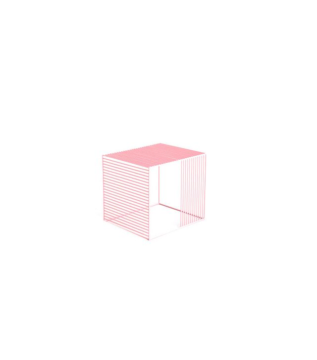 Iacoli & McAllister Wire Side Table