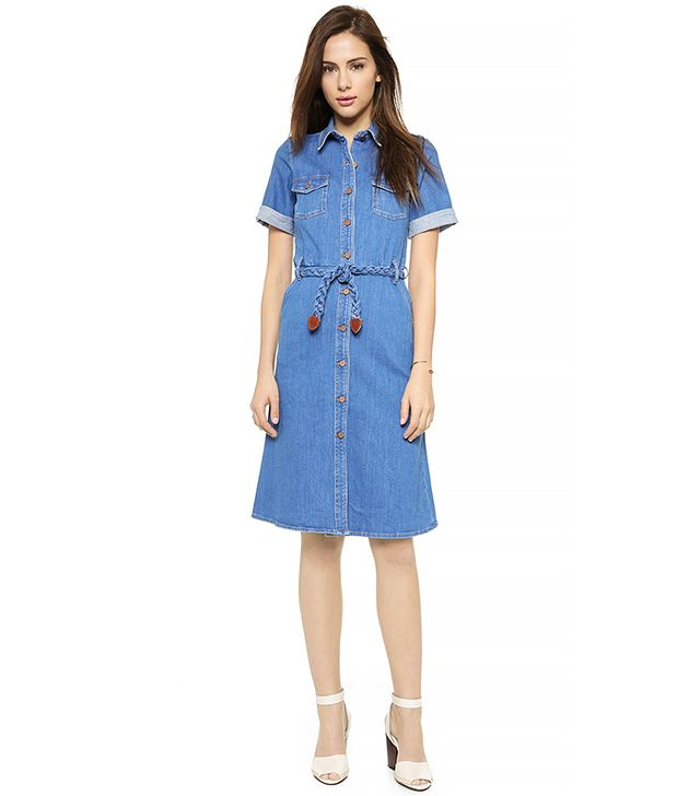 MiH The '70s Denim Dress