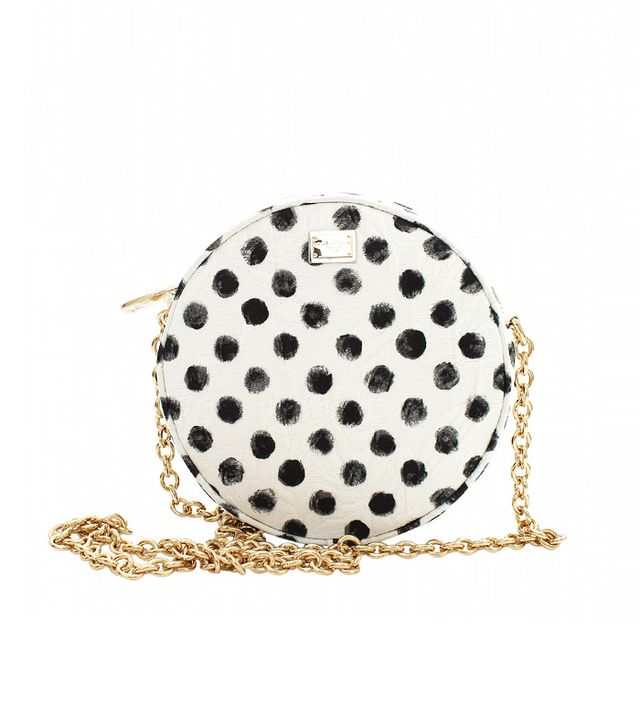 Dolce & Gabbana Glam Circle Bag