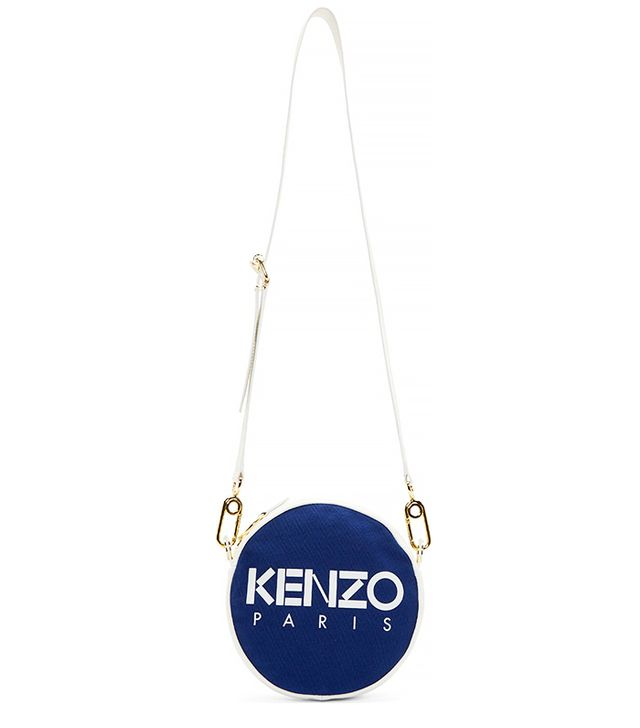 Kenzo Combination Small Circle Shoulder Bag