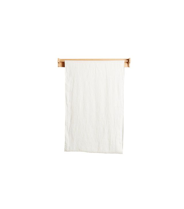 Anthropologie Handcarved Towel Bar