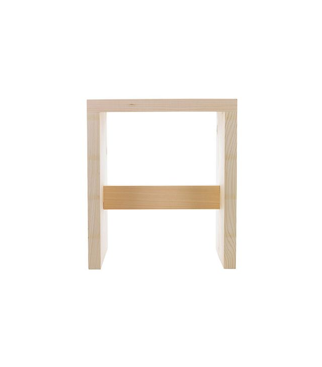 Design Within Reach Hinoki Stool