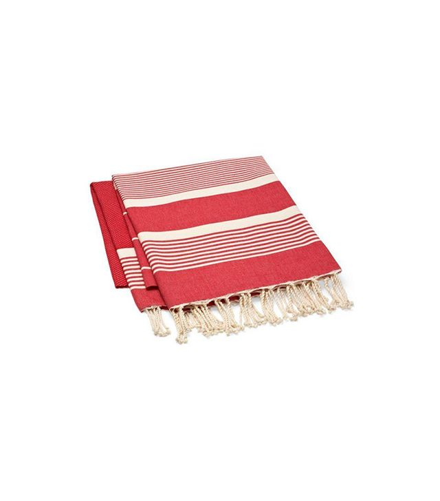 One Kings Lane S/2 Fouta Stripe Towel