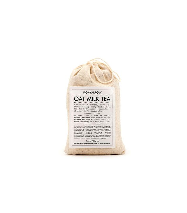 Fig+Yarrow Oat Milk Herbal Tea Bath