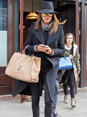 How to Layer Like Alessandra Ambrosio