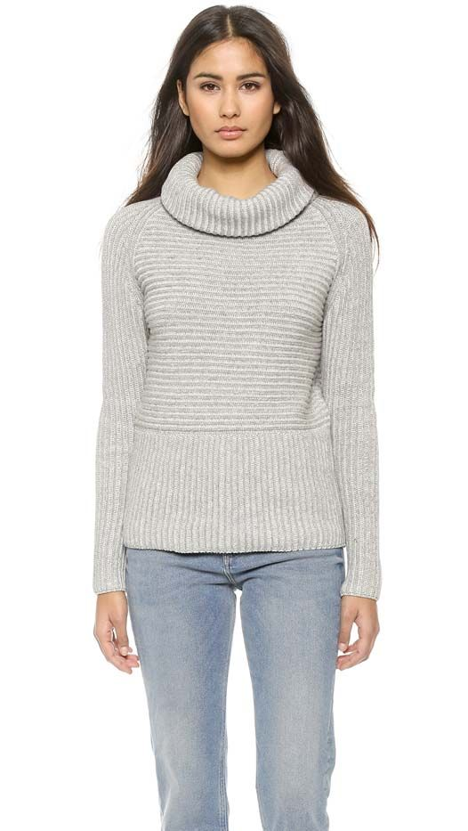 MiH The Square Turtleneck Sweater
