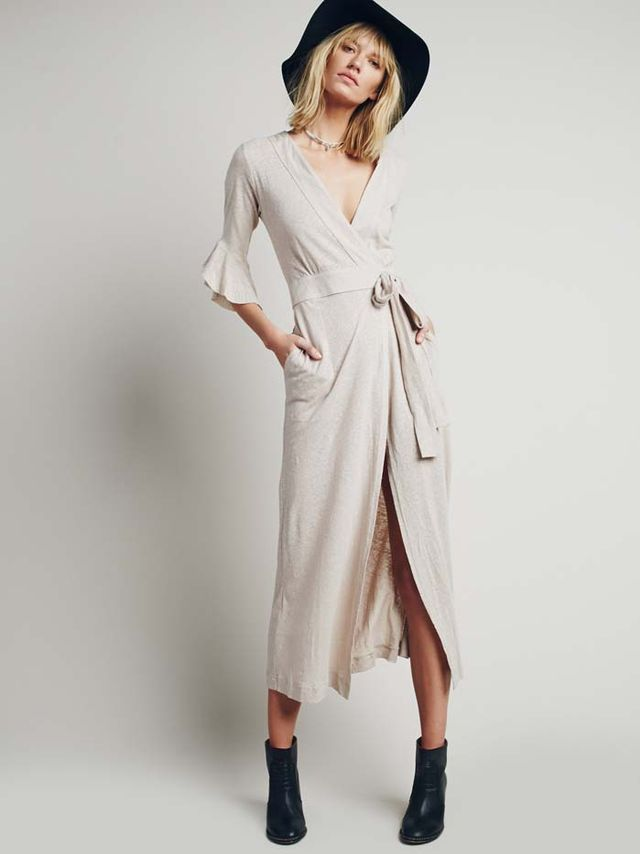 Free People Beach Bolinas Robe Dress