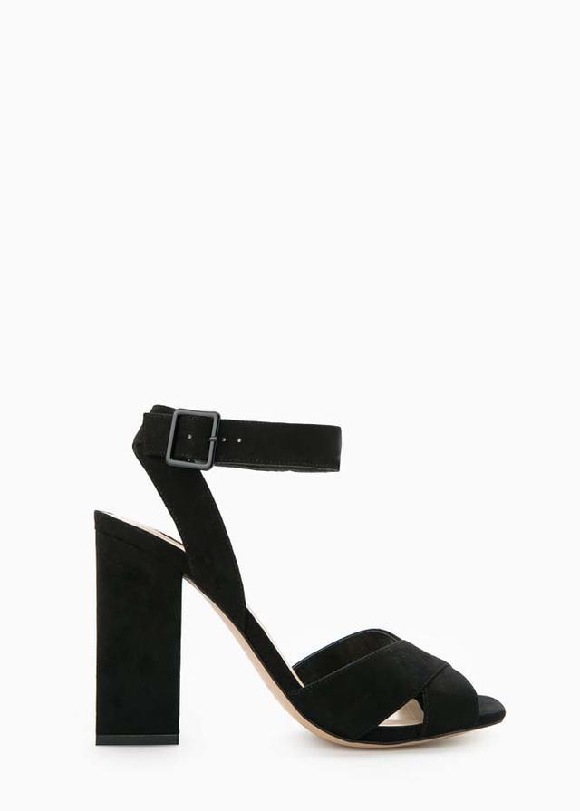 Mango Criss-Cross Sandals