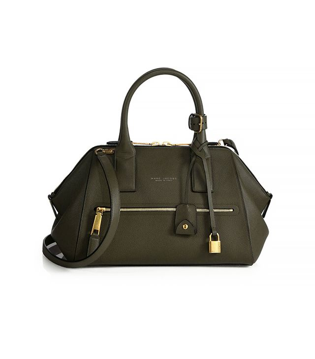 Marc Jacobs Small Incognito Leather Satchel