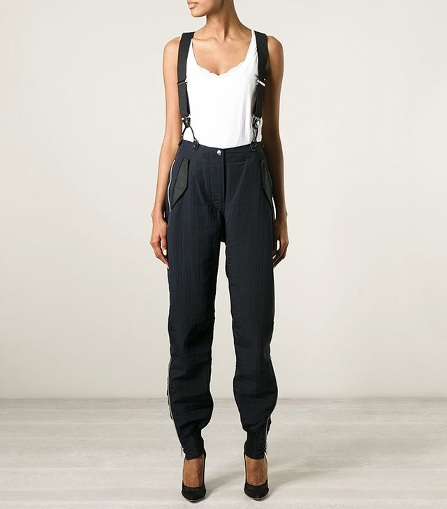 Sauci Luck High Waisted Military Trousers