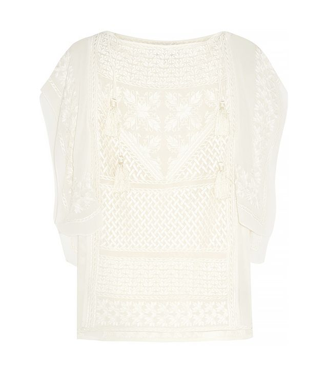 Isabel Marant Allen Embroidered Top