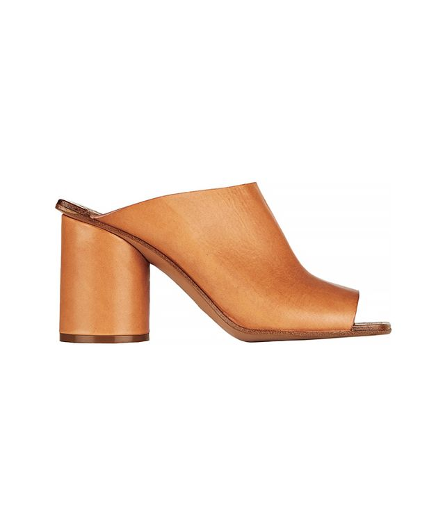 Maison Martin Margiela Leather Mules