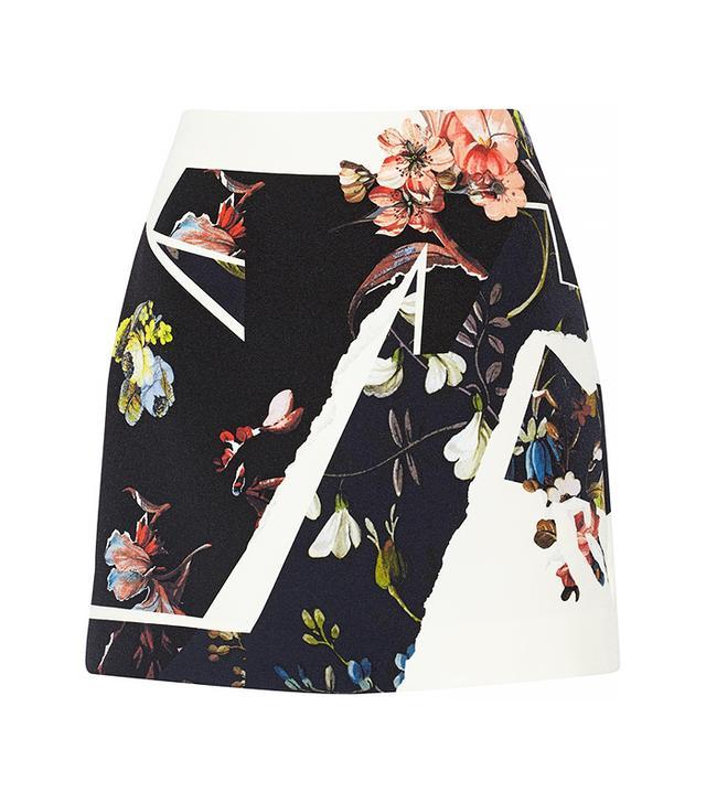 Erdem Mari Floral Skirt