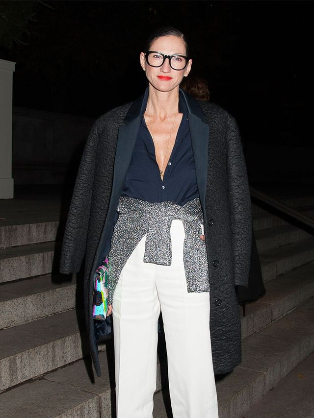 Jenna Lyons Unexpected Advice On What To Wear To Work