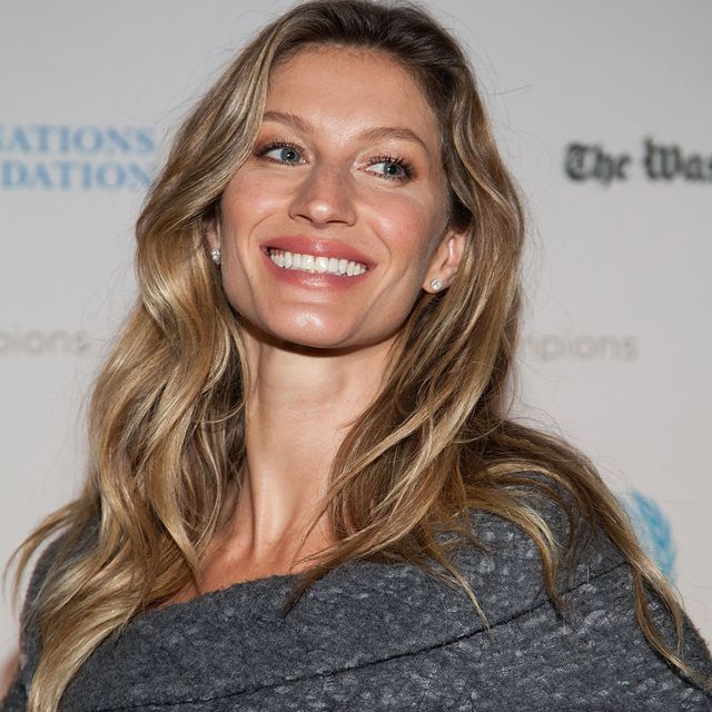 Six Years Later, We Finally Have a Good Look at Gisele's Wedding Dress
