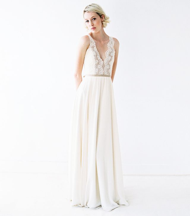 Truvelle Nicolet Wedding Gown
