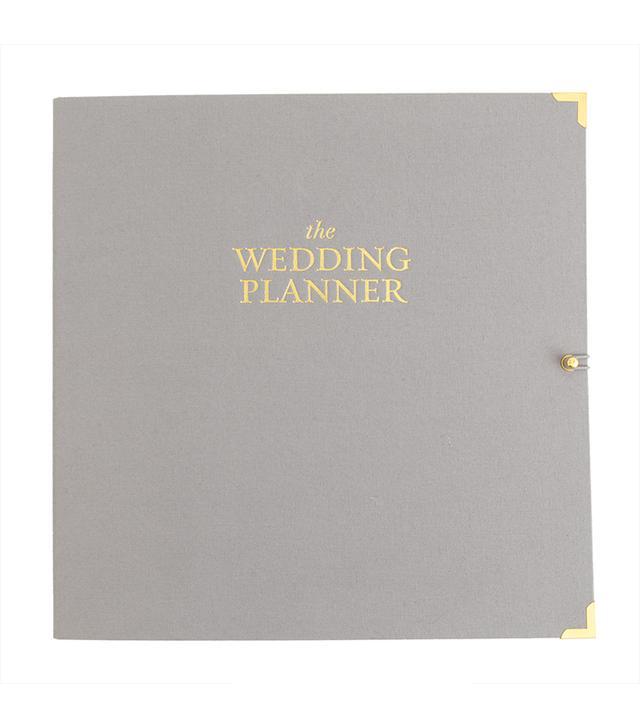Sugar Paper Wedding Planner Binder