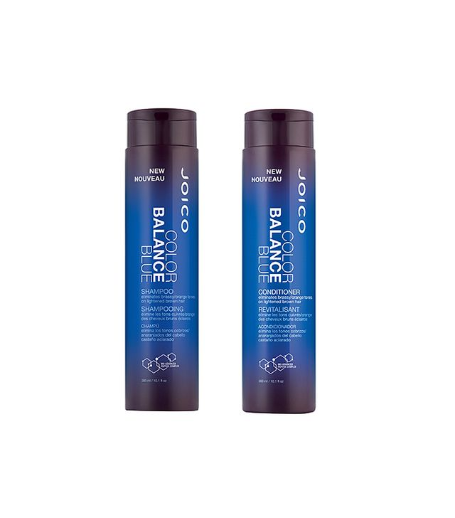 Joico Color Balance Blue Shampoo and Conditioner
