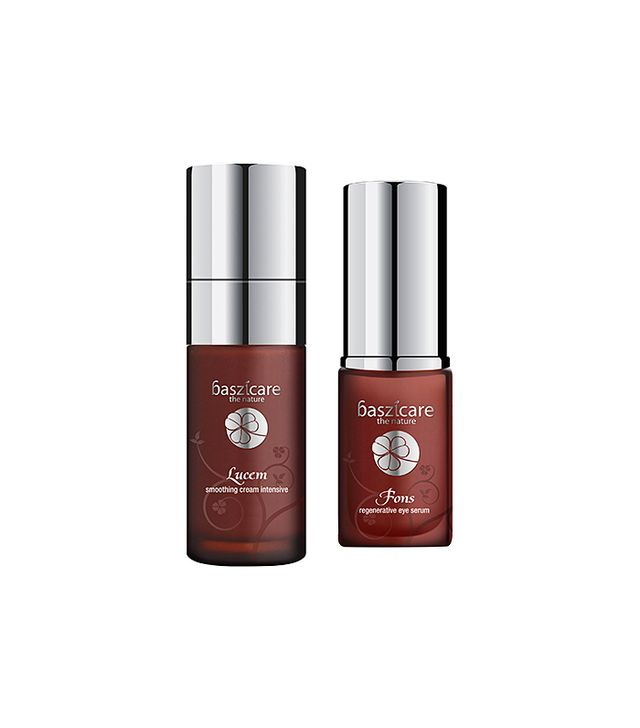 Baszicare Smoothing Cream Intensive ($TK) and  Focus Regenerative Eye Serum ($TK)