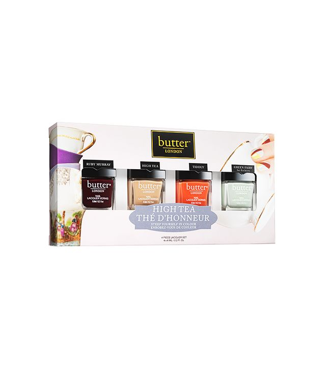Butter London High Tea Lacquer Set