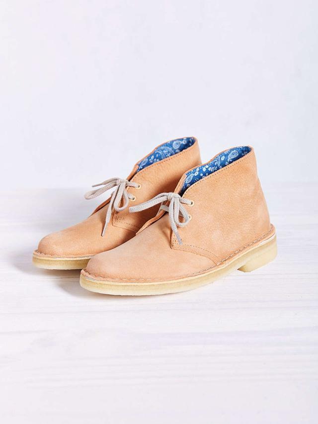 Clarks Nubuck Desert Boots