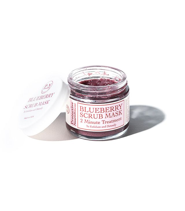 Reviewed: The Blueberry Face Scrub I Can't Quit