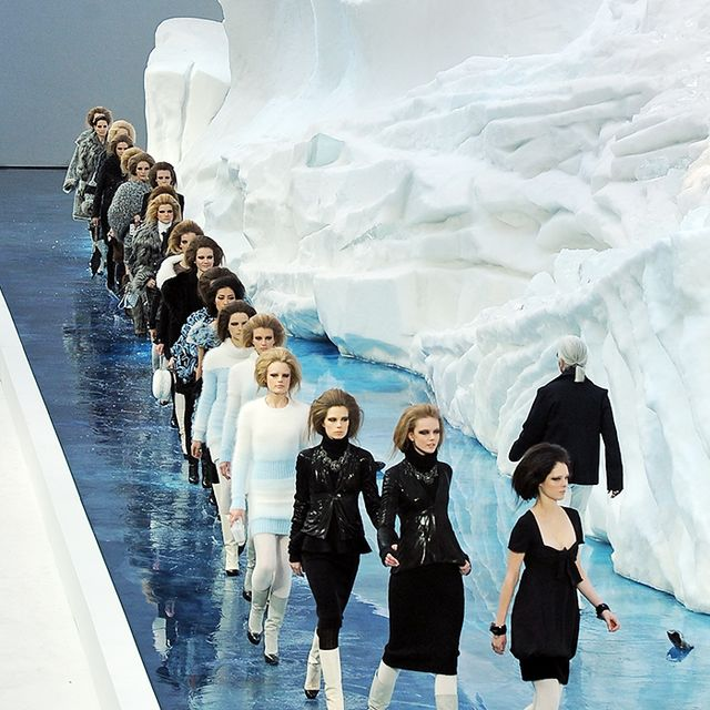 Swoon! The Best Chanel Runway Shows of All Time