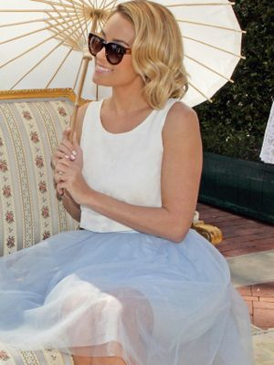 Must-See: Lauren Conrad Designed a Line of Cinderella-Inspired Clothes