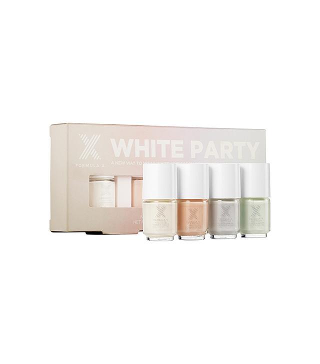 Formula X White Party