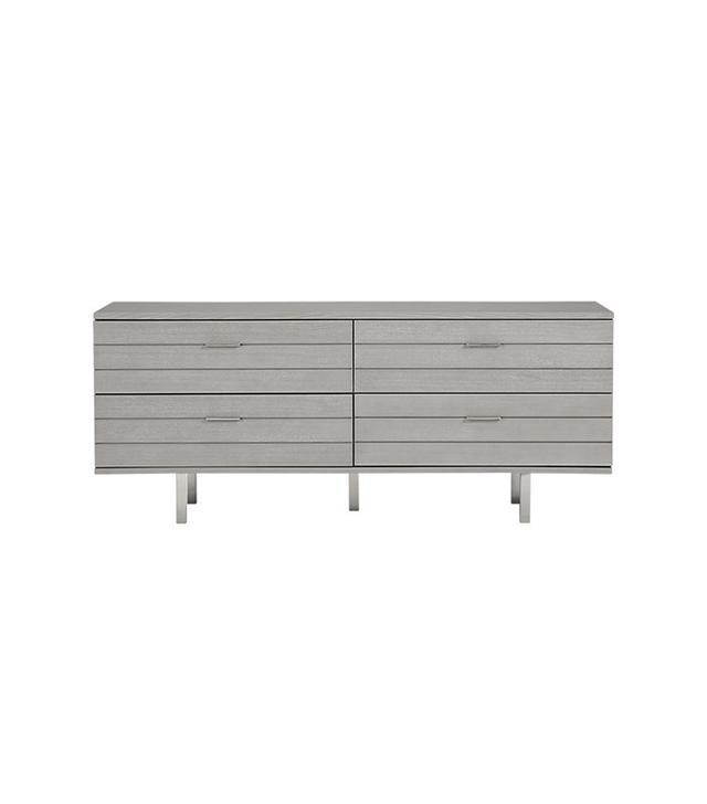CB2 Concrete Low Dresser