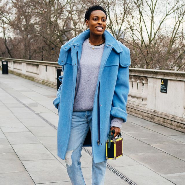 Meet Your New Favorite Street Style Star: Donna Wallace