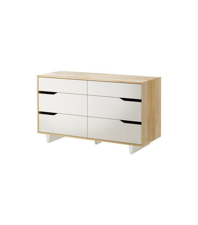 IKEA MANDAL 6-Drawer Dresser