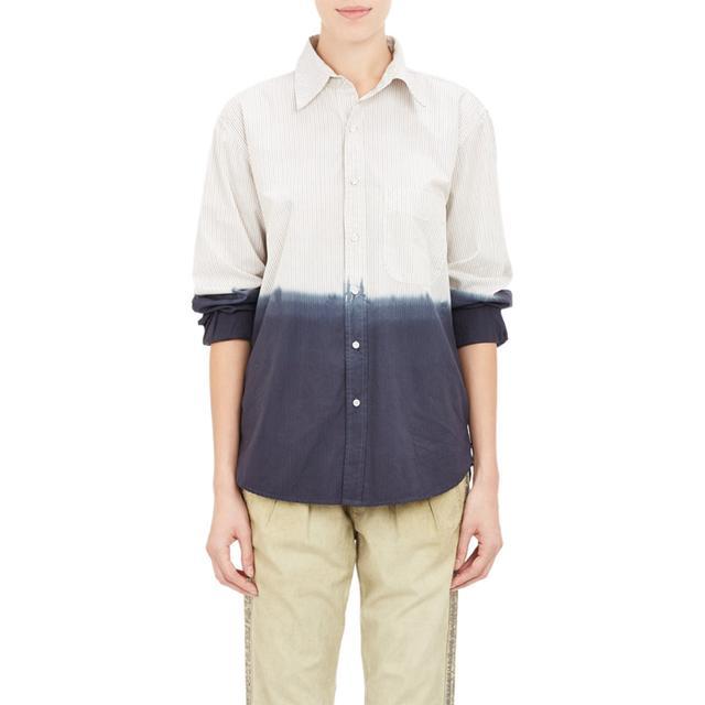NSf Hairline Stripe & Ombré Shirt