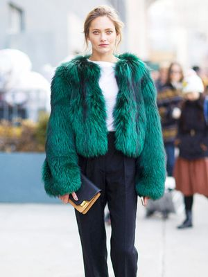 Under $200: 15 Faux Fur Pieces That Don't Look Cheap
