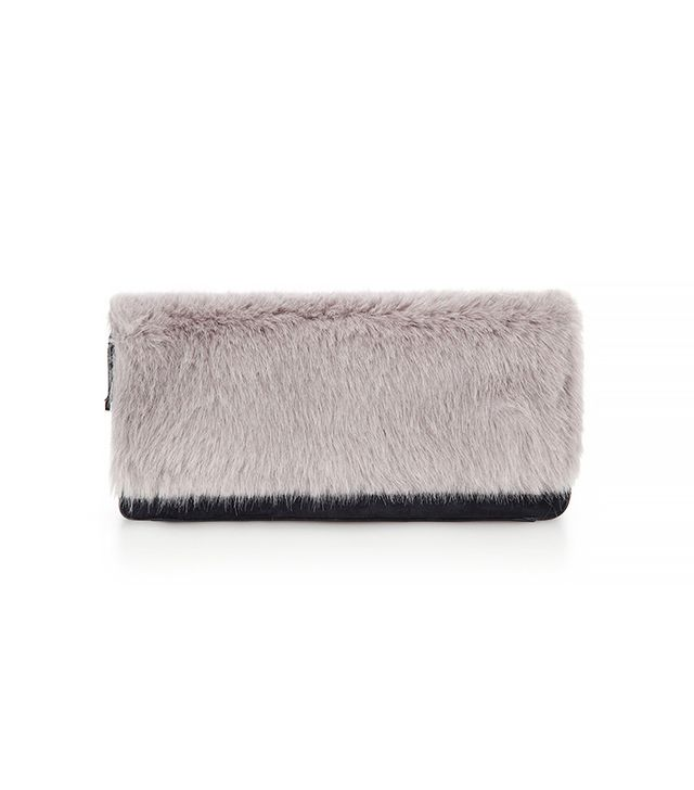 Whistles Limited Ludgate TwoTone Clutch