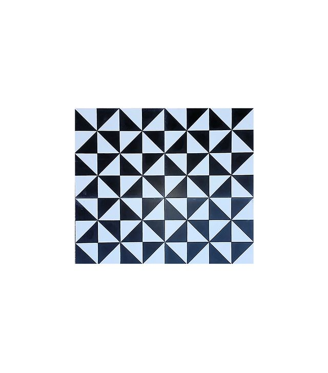 Villa Lagoon Tile Pinwheel Cement Tile