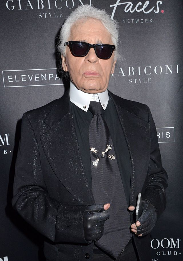 Karl Lagerfeld Clarifies His Stance on Using Fur in Fashion
